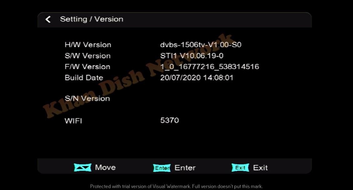 OYX M5 1506TV