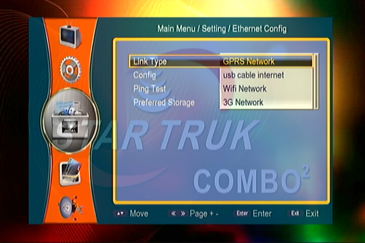 Star truk Combo2 1506tv IMEI changing software