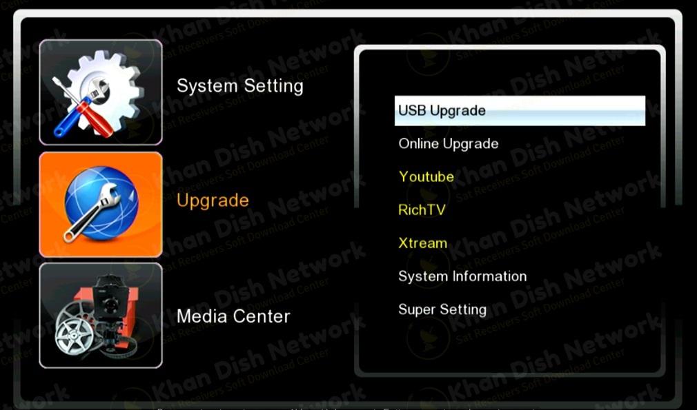Gx6605s F1F2 HW203 Dolby Software