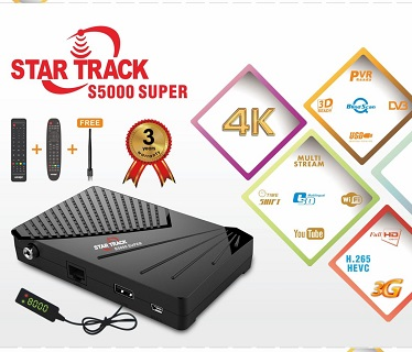 star track s5000 super