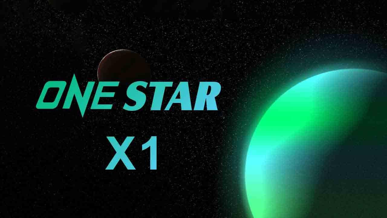 one star x1