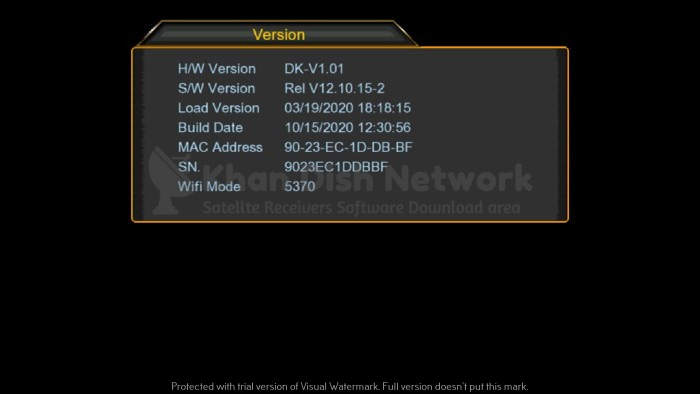 1507g 8mb new software