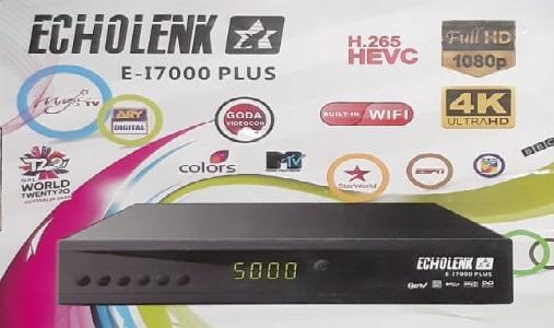 Echolink E-i7000 plus new software