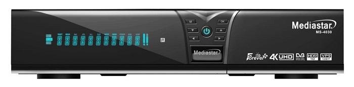 mediastar 4030 latest software