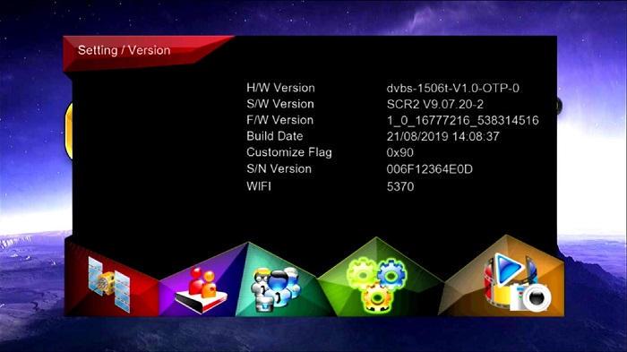 1506t DVB Finder Software