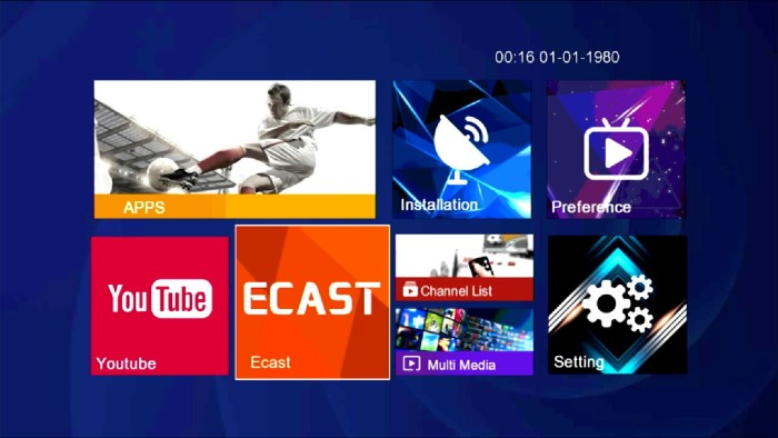 Vanstar V8 pro 1506fv new software