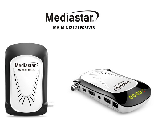 Mediastar MS-mini2121 Forever specifications