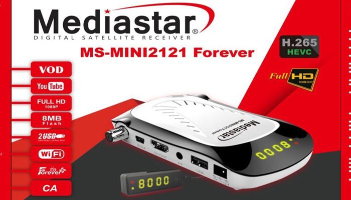 Mediastar MS-mini2121 Forever new software