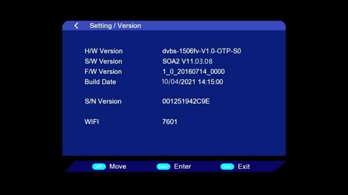 Vanstar V8 Pro 1506fv SOA2 V11.02.16 - 17/03/2021