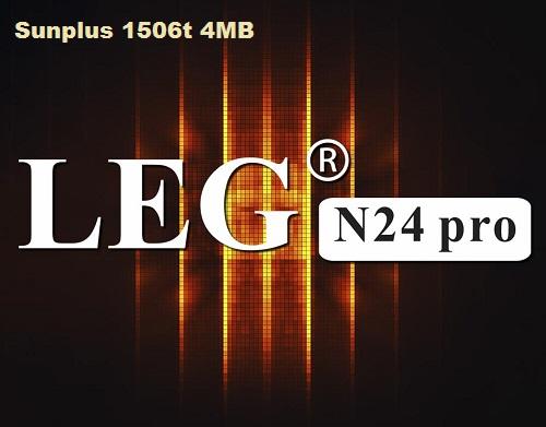 LEG N-24 Pro New Software