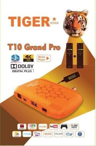 tiger t10 grand pro software