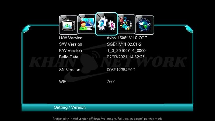 Lion Star 1506f software