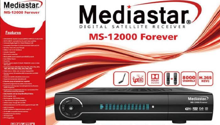 MediaStar MS-12000 Forever Software