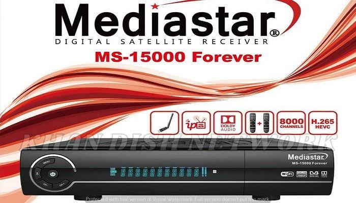 MEDIASTAR MS-15000 FOREVER SOFTWARE