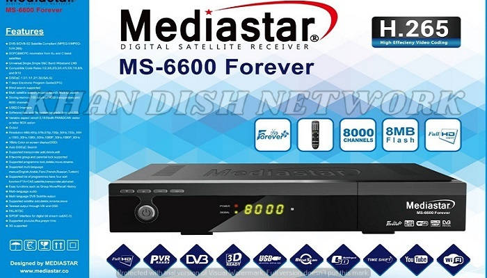 MediaStar MS-6600 Forever