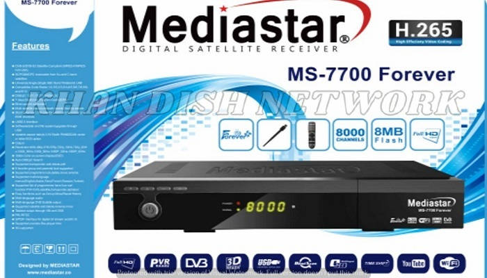 MediaStar MS-7700 Forever Software