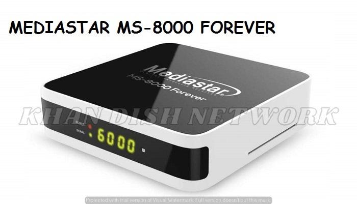 MEDIASTAR MS-8000 FOREVER