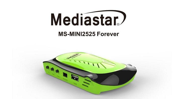 MEDIASTAR MS-MINI 2525 FOREVER