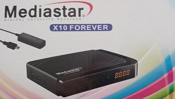 MediaStar MS-X10 Forever Software