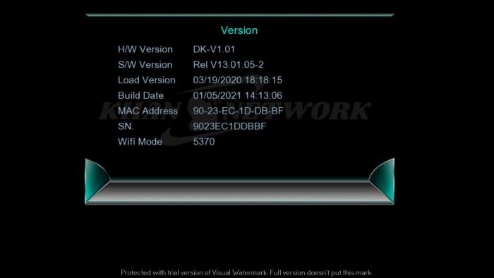 OPENSKY MINI HD124B-PLUS