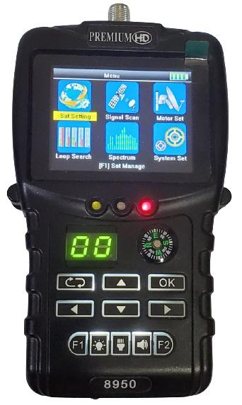 Premium 8950 HD Finder Software