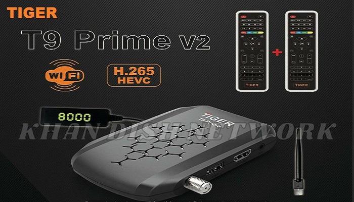 Red Tiger T9 Prime V2 New Software