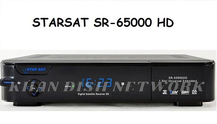 STARSAT SR-65000 HD