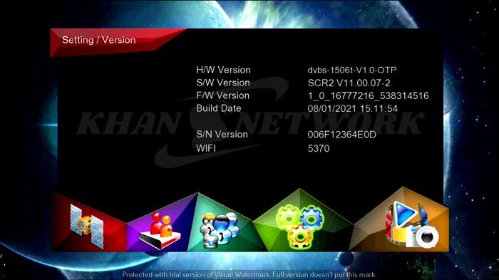 Sunplus 1506t SCR2 Software
