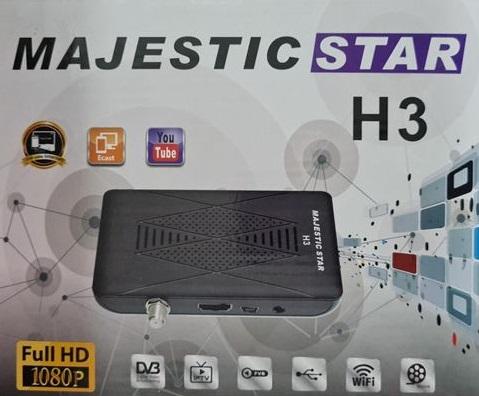 majestic star H3