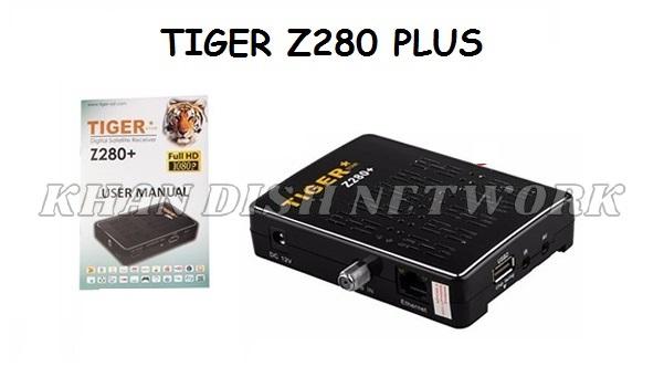 TIGER Z280 PLUS