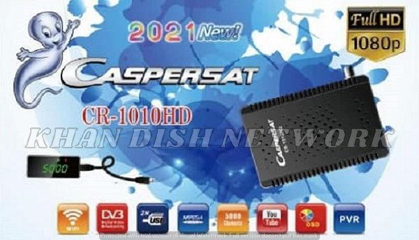 CASPERSAT CR-1010 HD