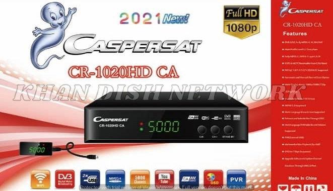 CASPERSAT CR-1020HD CA