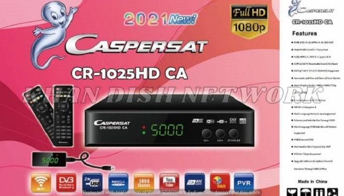CASPERSAT CR- 1020HD CA
