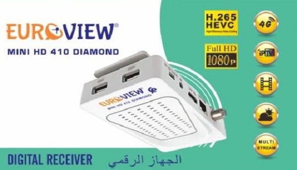 EUROVIEW MINI HD 410 DIAMOND 20