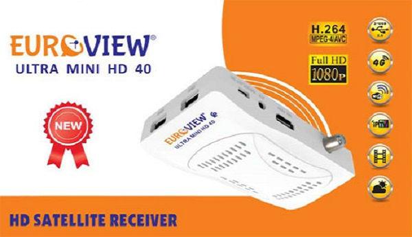 EUROVIEW ULTRA MINI HD 40