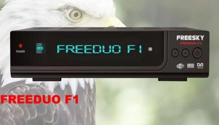 Freesky Freeduo F1 Software Update