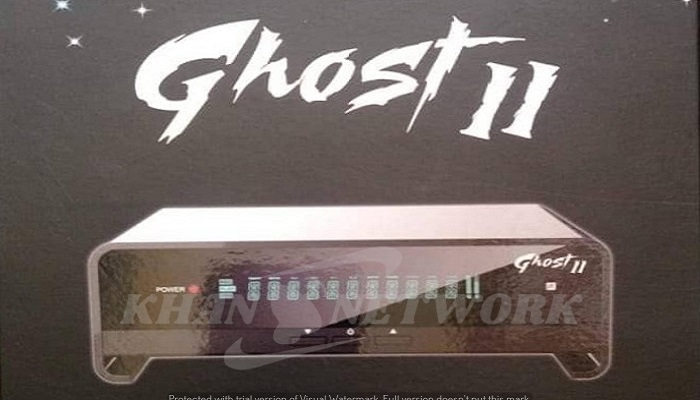 GHOST 2 4K RECEIVER SOFTWARE