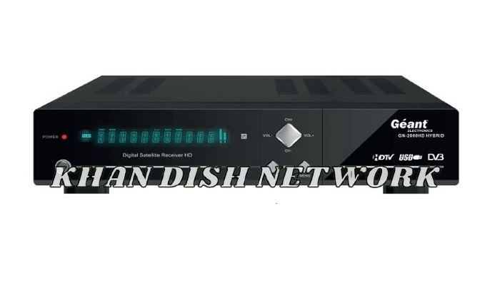 Geant GN-2000 HD Hybrid Ancien Software