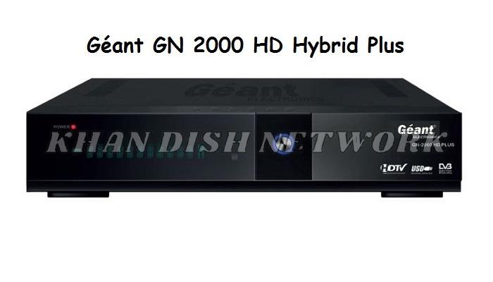 Géant GN 2000 HD Hybrid Plus