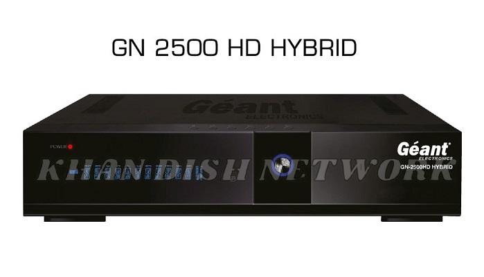 Geant GN-2500 HD Hybrid