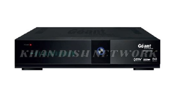 Geant GN-2500 HD New Software