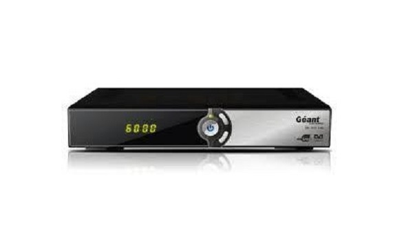 Geant GN-7100 HD New Software