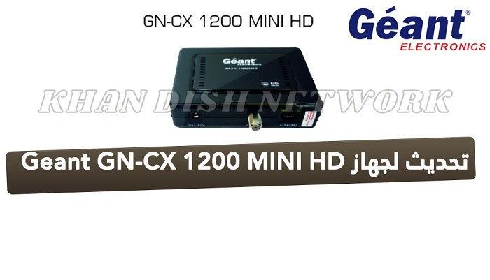 Geant GN-CX 1200 Mini HD