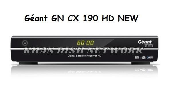 Géant GN CX 190 HD NEW