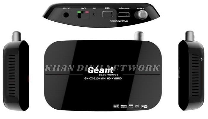 Géant GN CX 2200 Mini HD Hybrid
