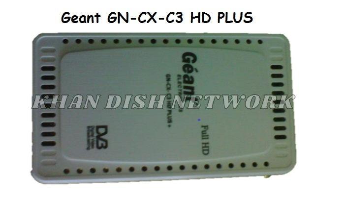 Geant GN-CX-C3 HD PLUS