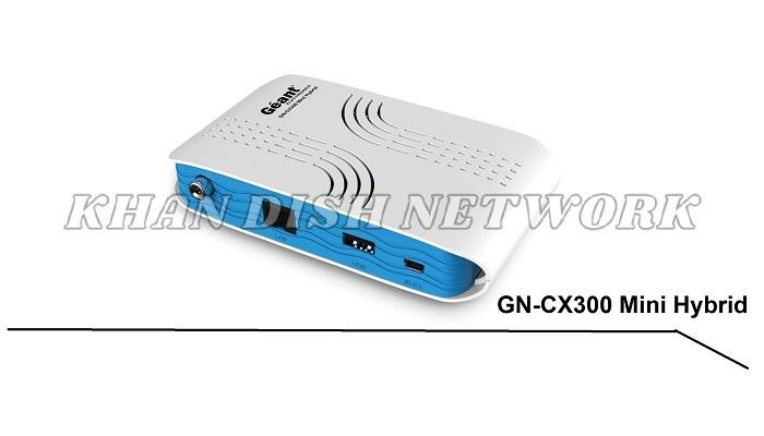 Géant GN CX300 Mini Hybrid New Software