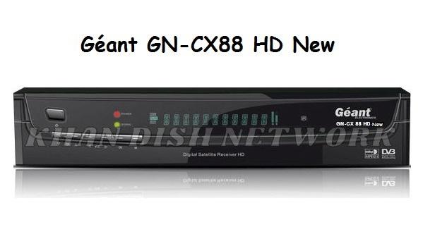 Géant GN-CX88 HD New