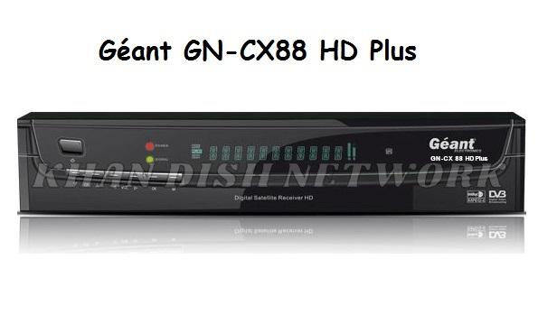 Géant GN-CX88 HD plus