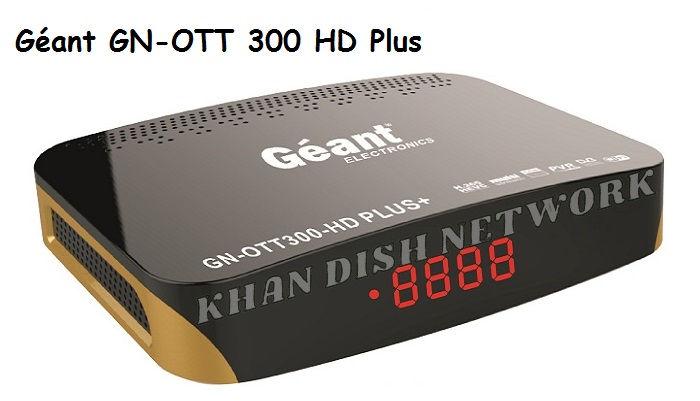 Géant GN-OTT 300 HD Plus
